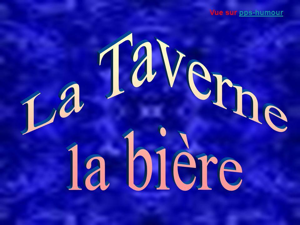 Vue sur pps-humour La Taverne la bière