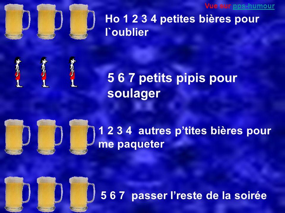 5 6 7 petits pipis pour soulager