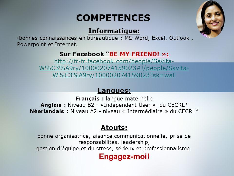 Sur Facebook BE MY FRIEND! »: