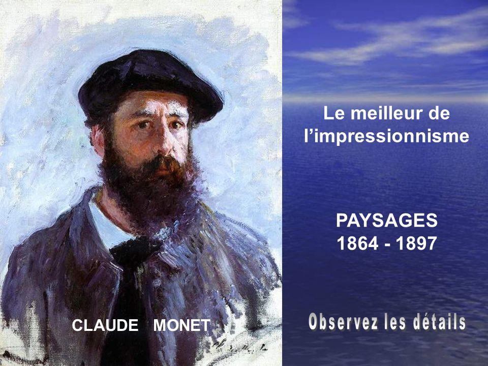 Le meilleur de l'impressionnisme