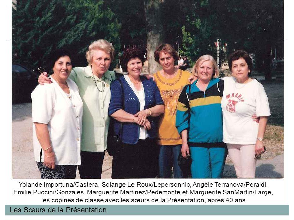 Les Sœurs de la Présentation