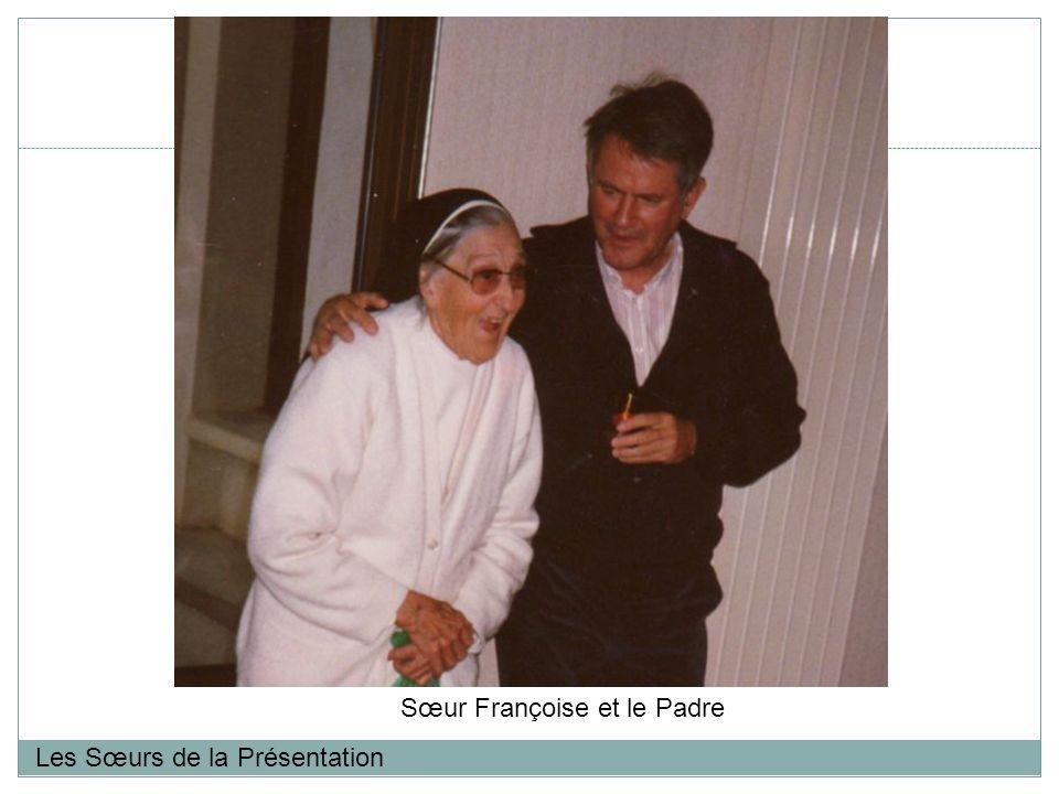 Sœur Françoise et le Padre