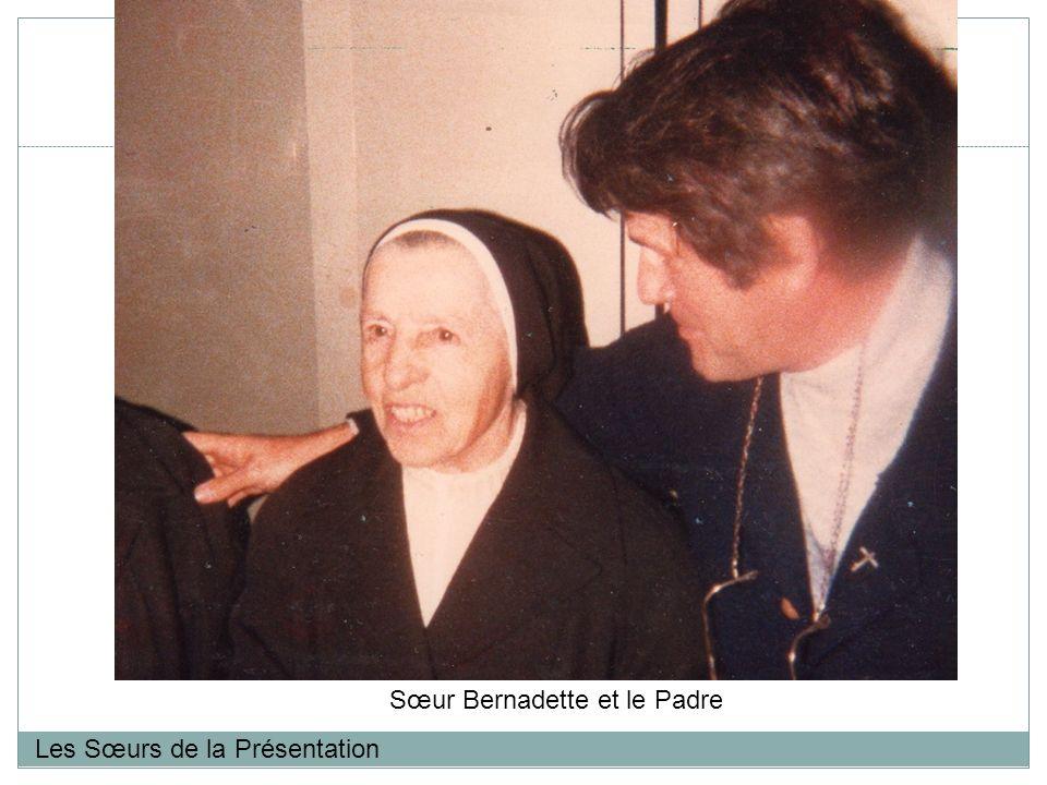 Sœur Bernadette et le Padre
