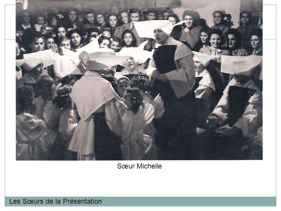 Sœur Michelle Les Sœurs de la Présentation