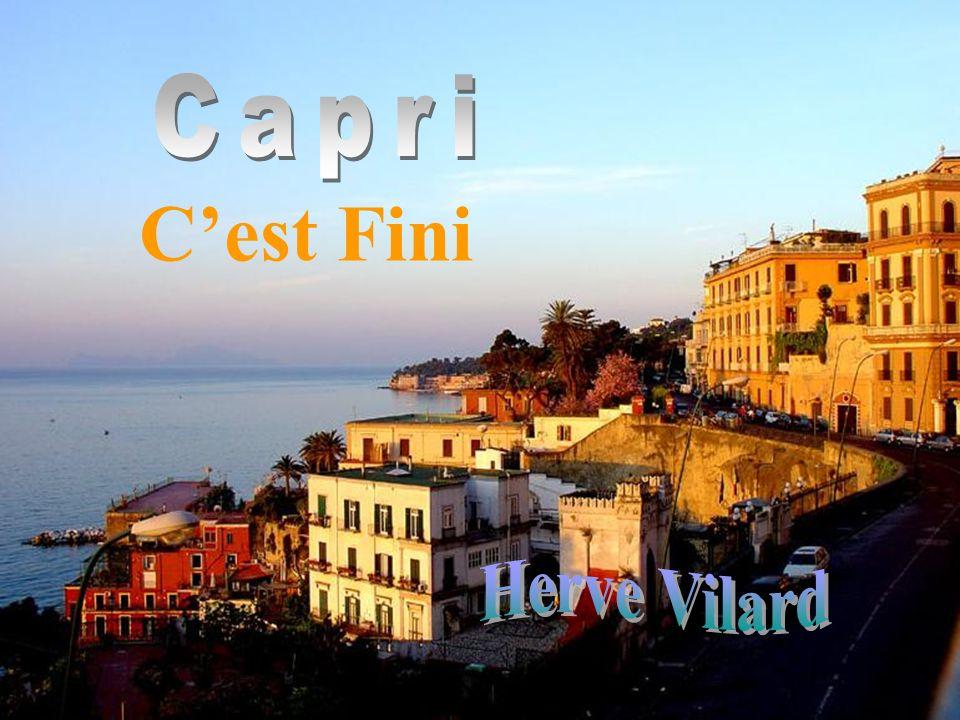 Capri C'est Fini Herve Vilard