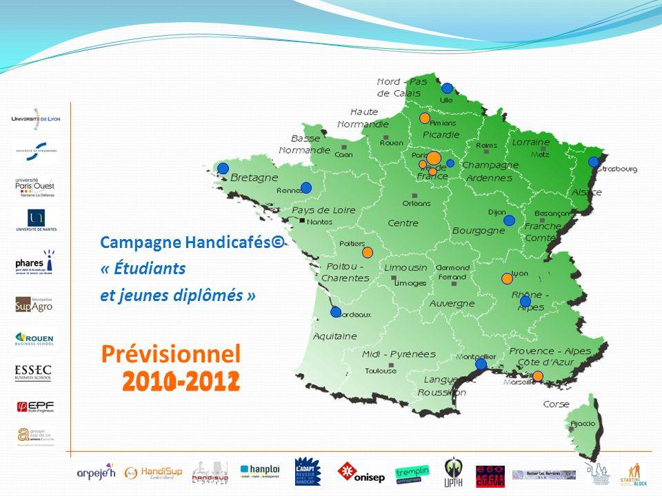 Campagne Handicafés© « Étudiants et jeunes diplômés »