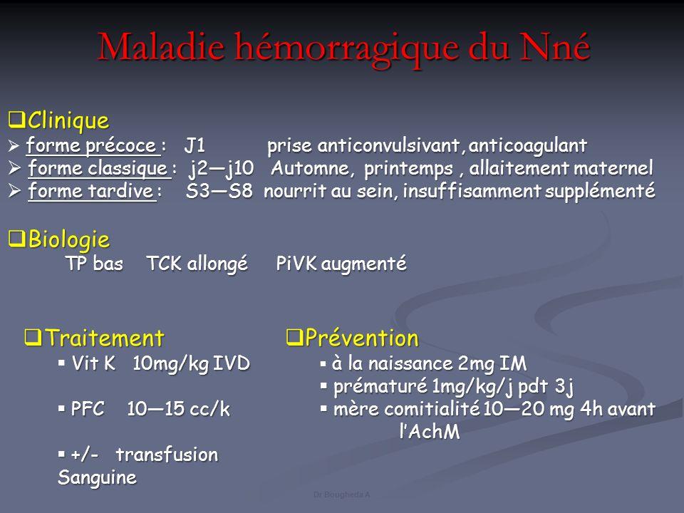 Maladie hémorragique du Nné