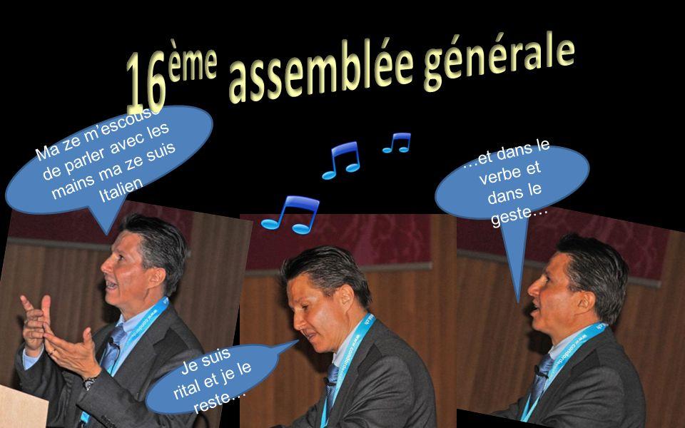 16ème assemblée générale