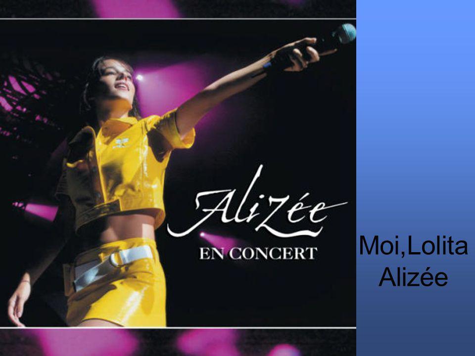 Moi,Lolita Alizée