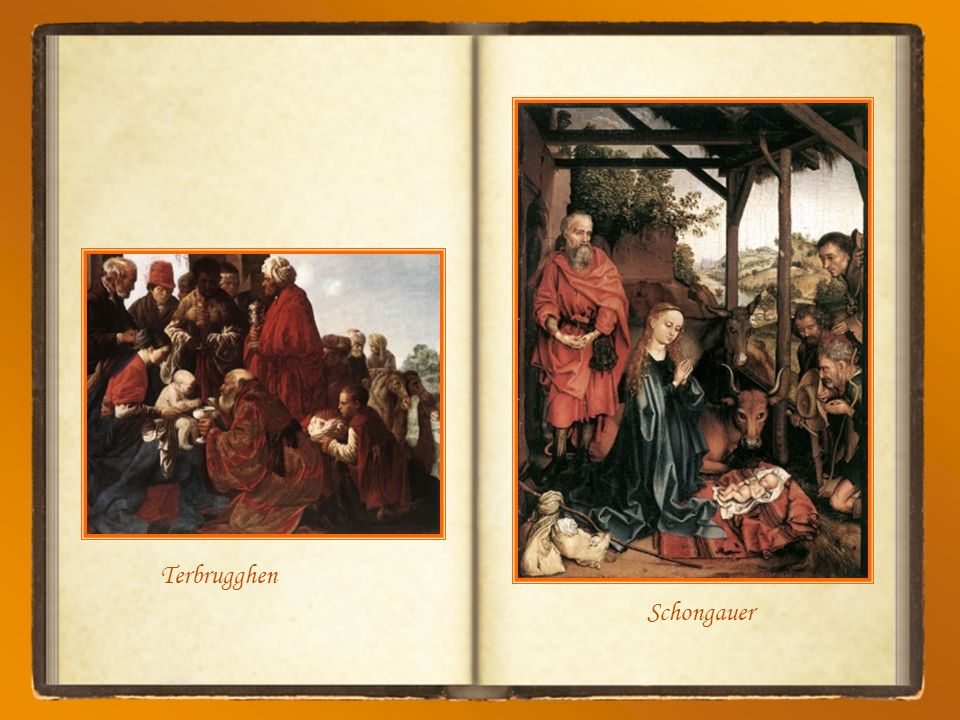 Terbrugghen Schongauer