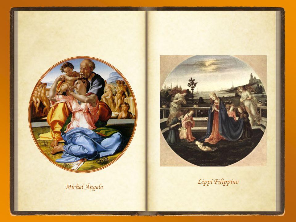 Lippi Filippino Michel Ángelo