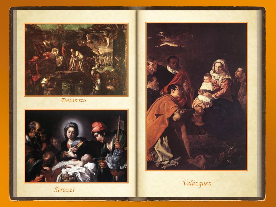 Tintoretto Velázquez Strozzi