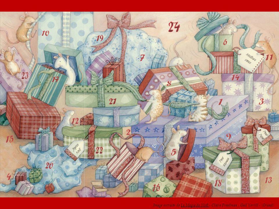Image extraite de La Magie de Noël - Claire Freedman ; Gail Yerrill - (Gründ)