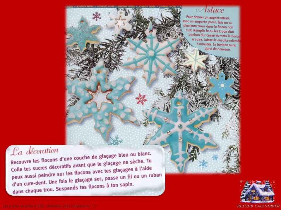 Les p'tites sorcières n°158 / décembre 2013 (code-barres )