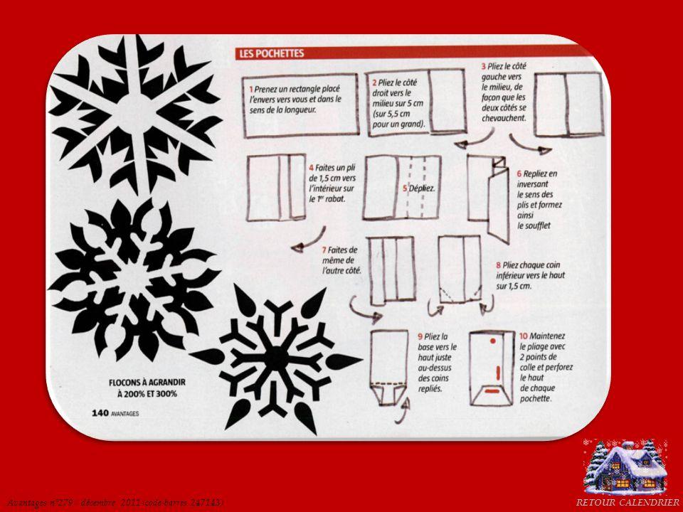 Avantages n°279 / décembre 2011 (code-barres 247143)