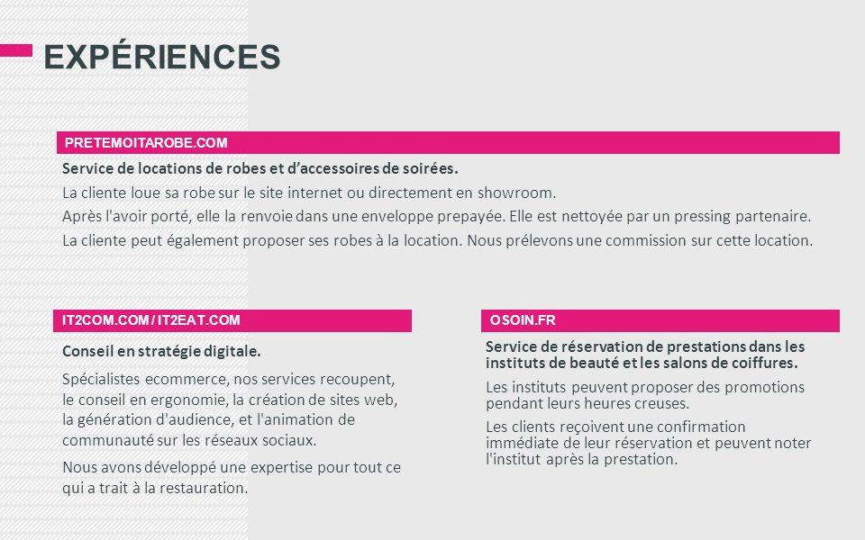 ExPériences Pretemoitarobe.com.