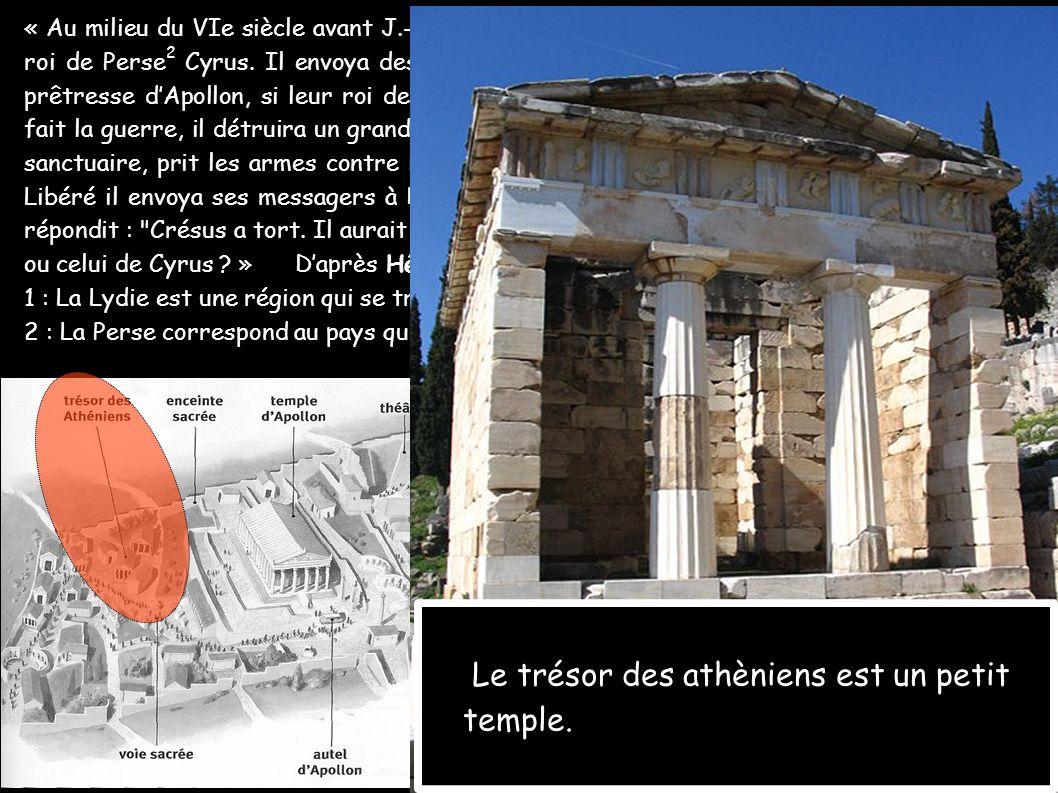 « Au milieu du VIe siècle avant J. -C