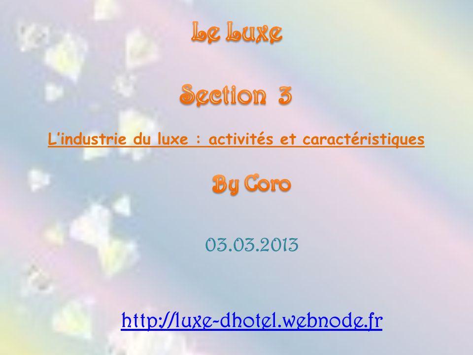 03.03.2013 http://luxe-dhotel.webnode.fr