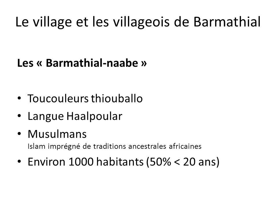 Le village et les villageois de Barmathial
