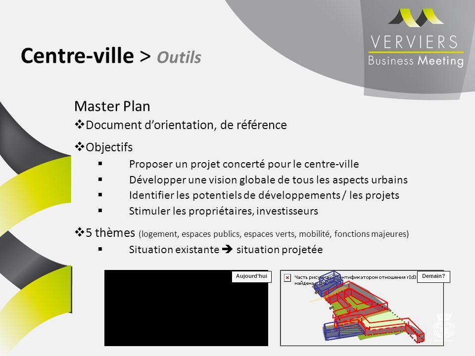 Centre-ville > Outils