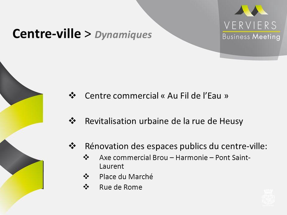 Centre-ville > Dynamiques