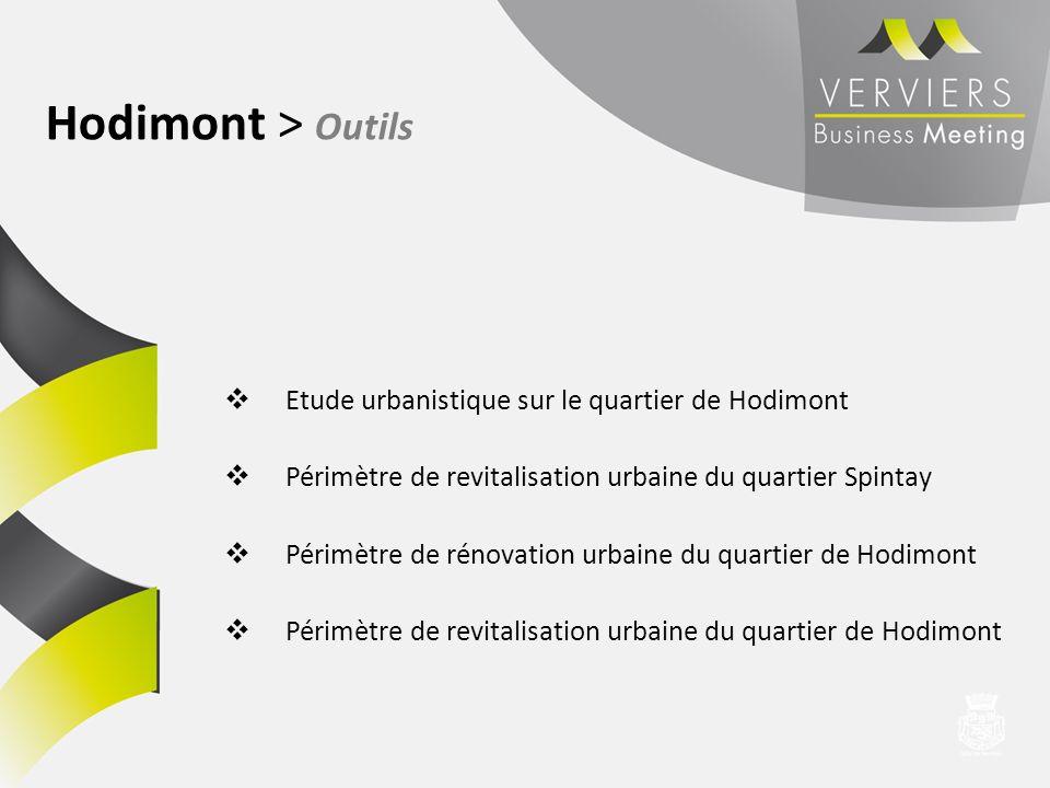 Hodimont > Outils Etude urbanistique sur le quartier de Hodimont