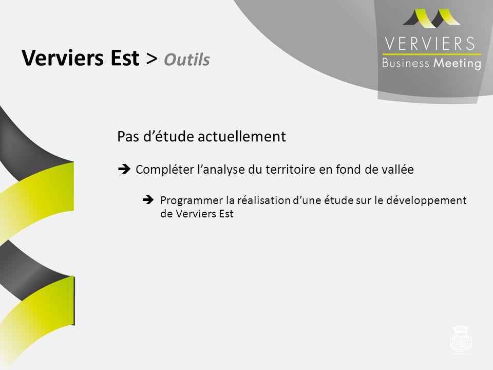 Verviers Est > Outils