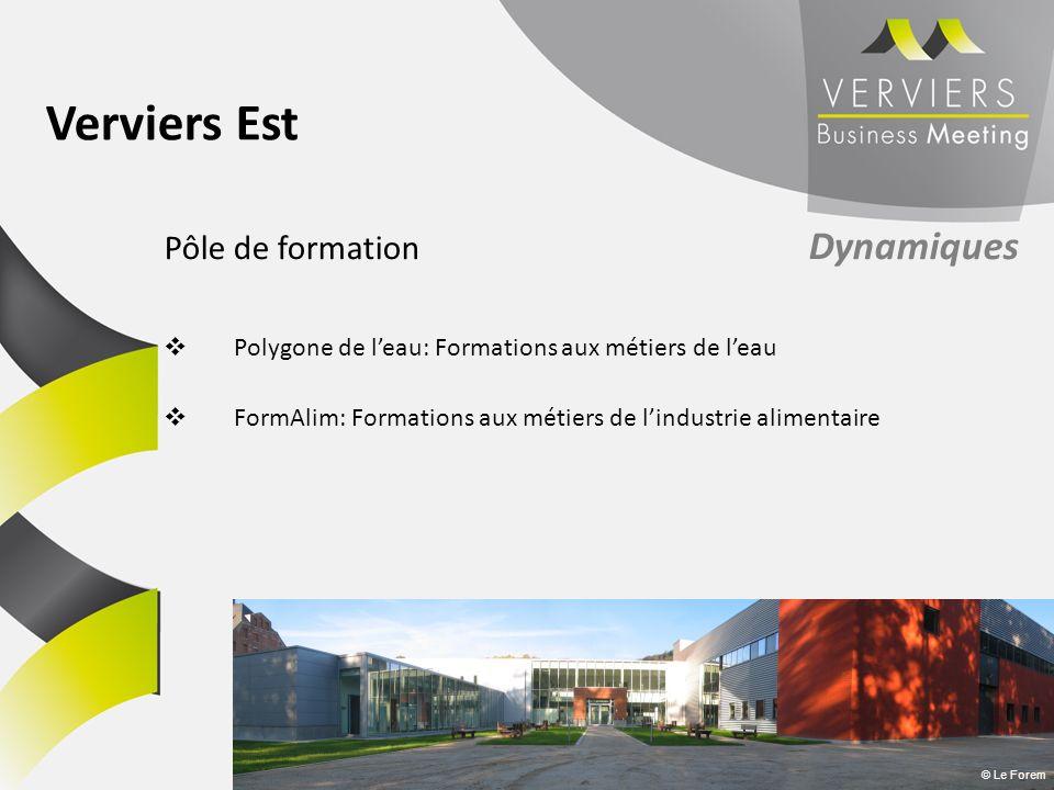 Verviers Est Pôle de formation Dynamiques