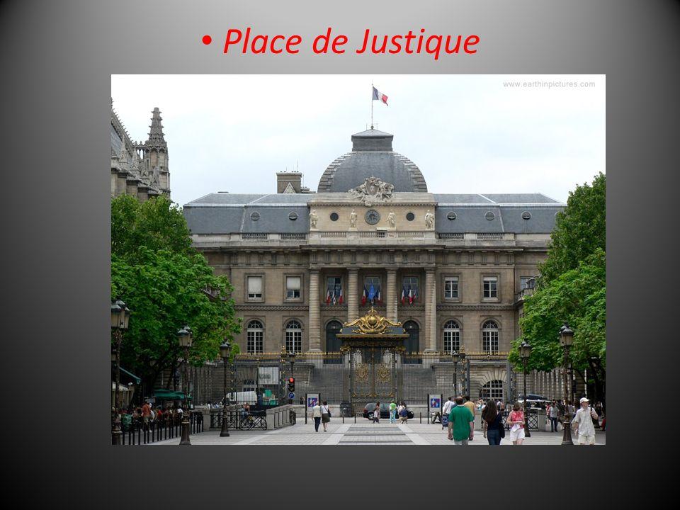 Place de Justique