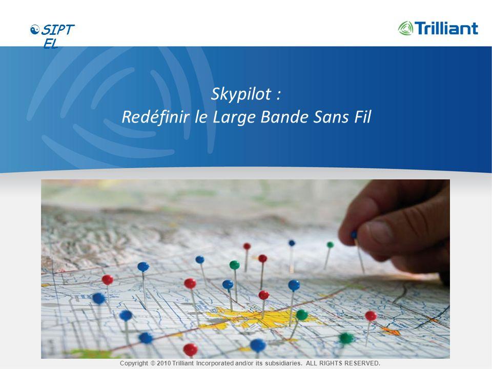 Skypilot : Redéfinir le Large Bande Sans Fil
