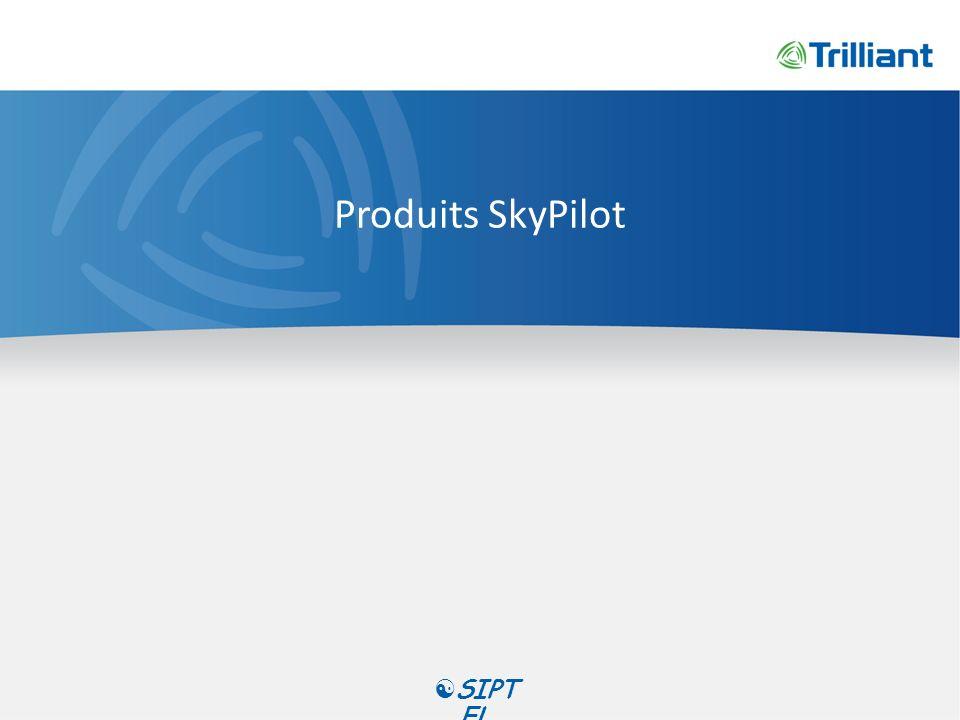 Produits SkyPilot SIPTEL