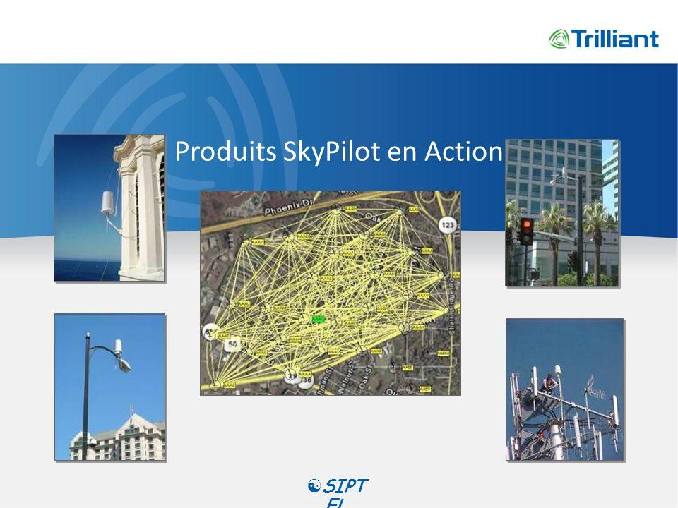 Produits SkyPilot en Action