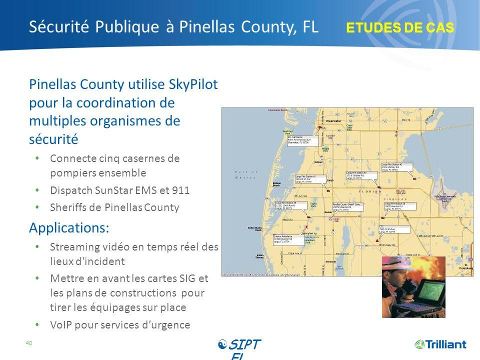 Sécurité Publique à Pinellas County, FL