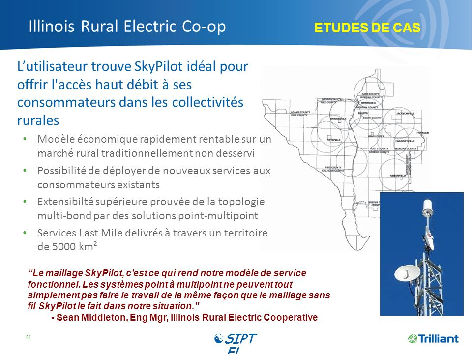 Illinois Rural Electric Co-op