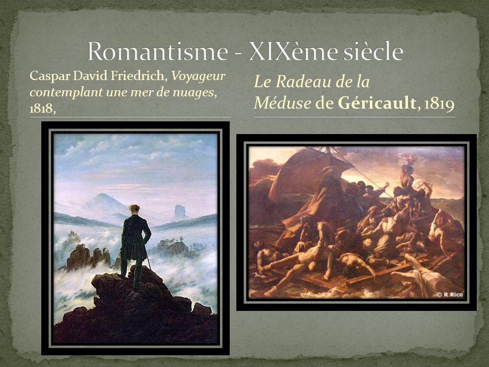 Romantisme - XIXème siècle