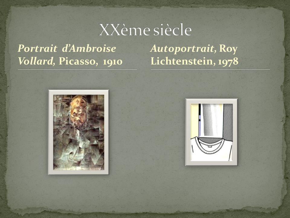 XXème siècle Portrait d'Ambroise Vollard, Picasso, 1910