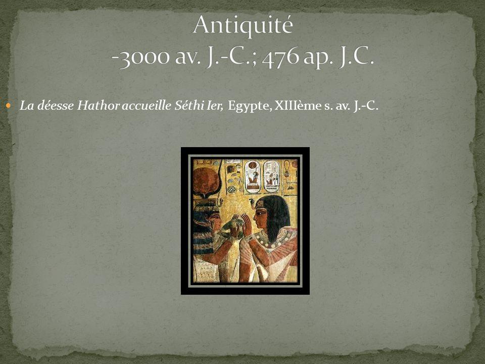 Antiquité -3000 av. J.-C.; 476 ap. J.C.