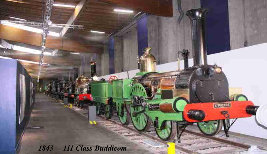 1843 111 Class Buddicom