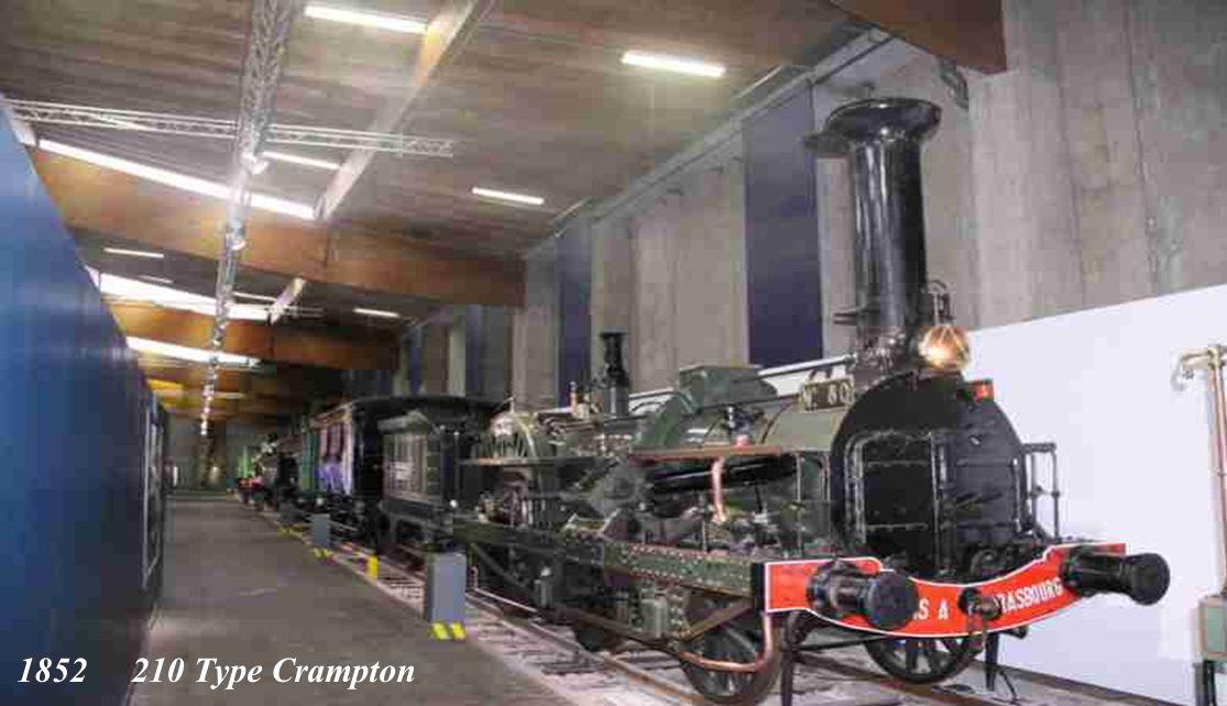 1852 210 Type Crampton