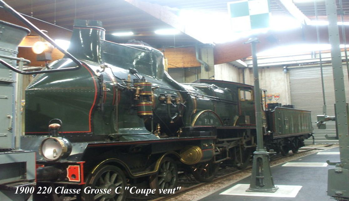 1900 220 Classe Grosse C Coupe vent