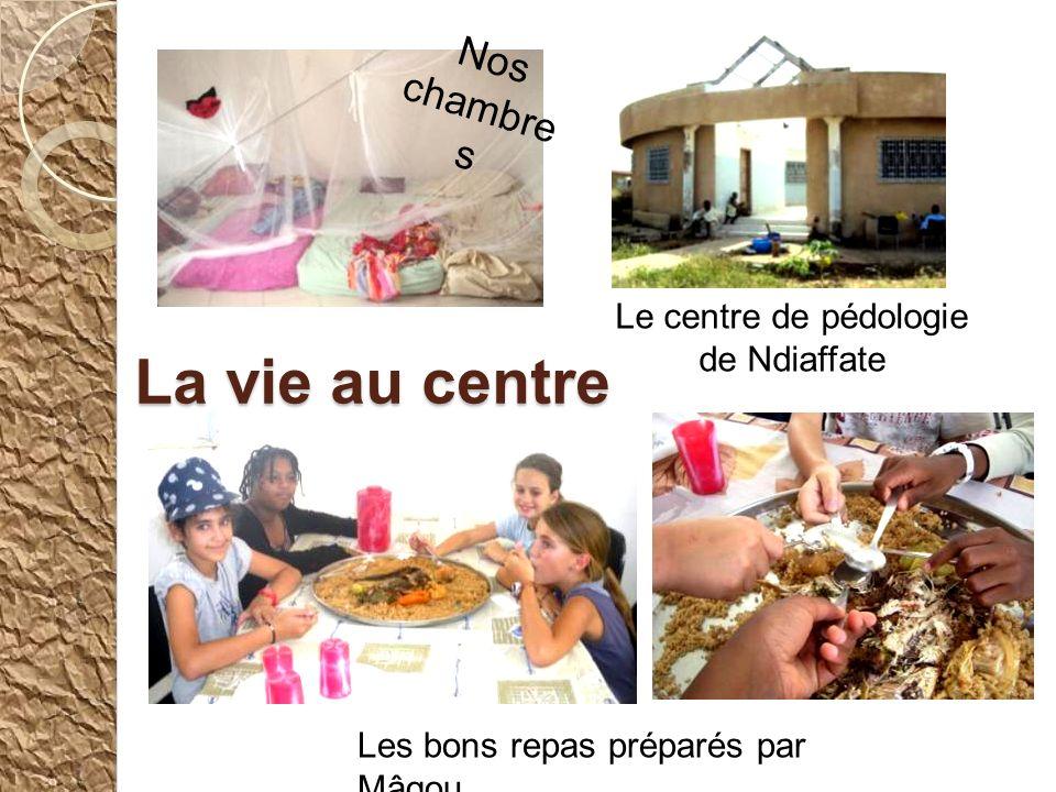 Le centre de pédologie de Ndiaffate
