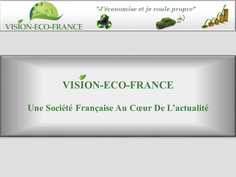 Une Société Française Au Cœur De L'actualité