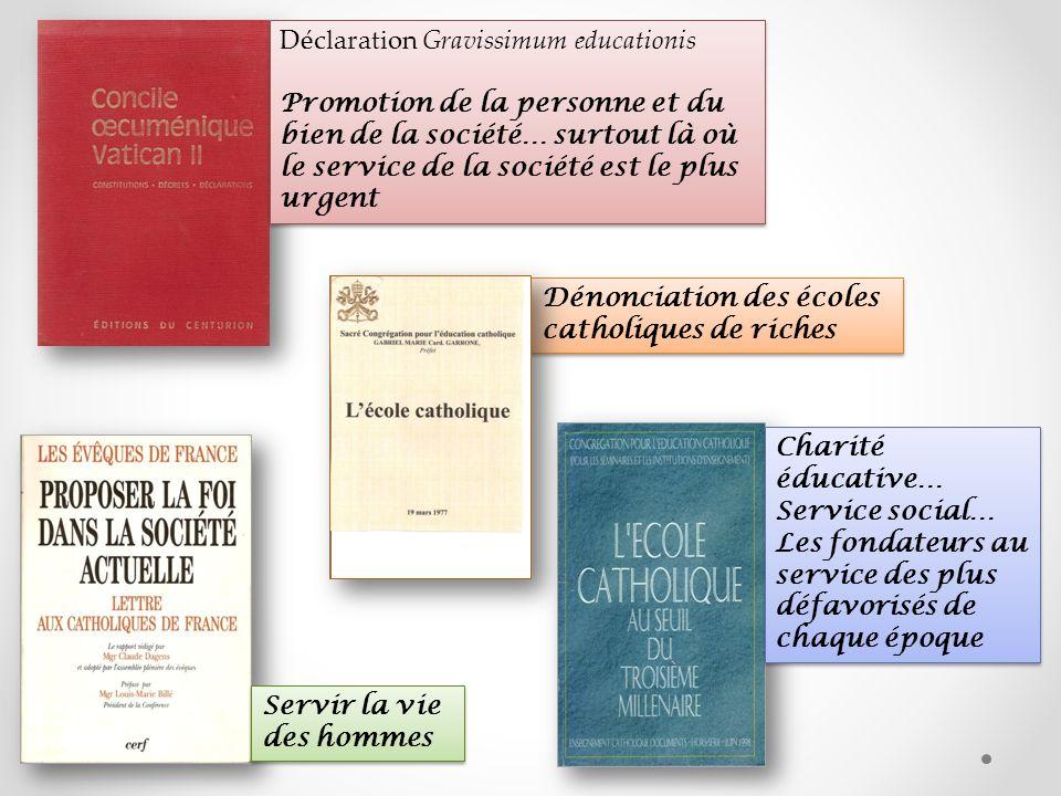 Déclaration Gravissimum educationis