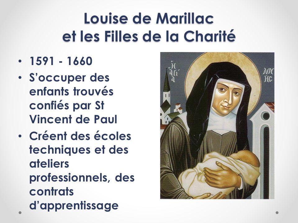 Louise de Marillac et les Filles de la Charité