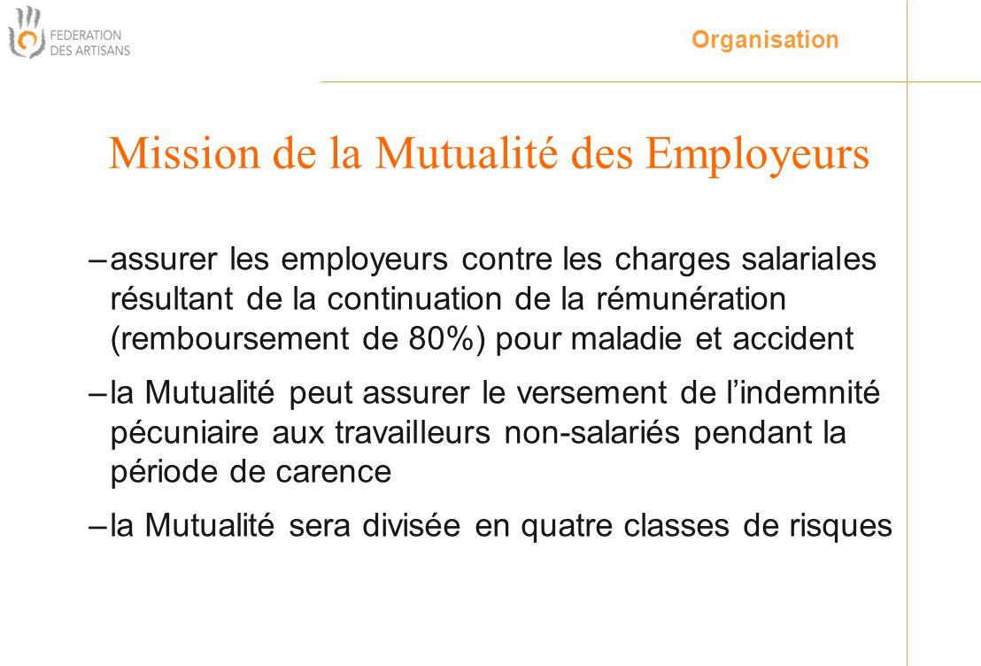 Mission de la Mutualité des Employeurs