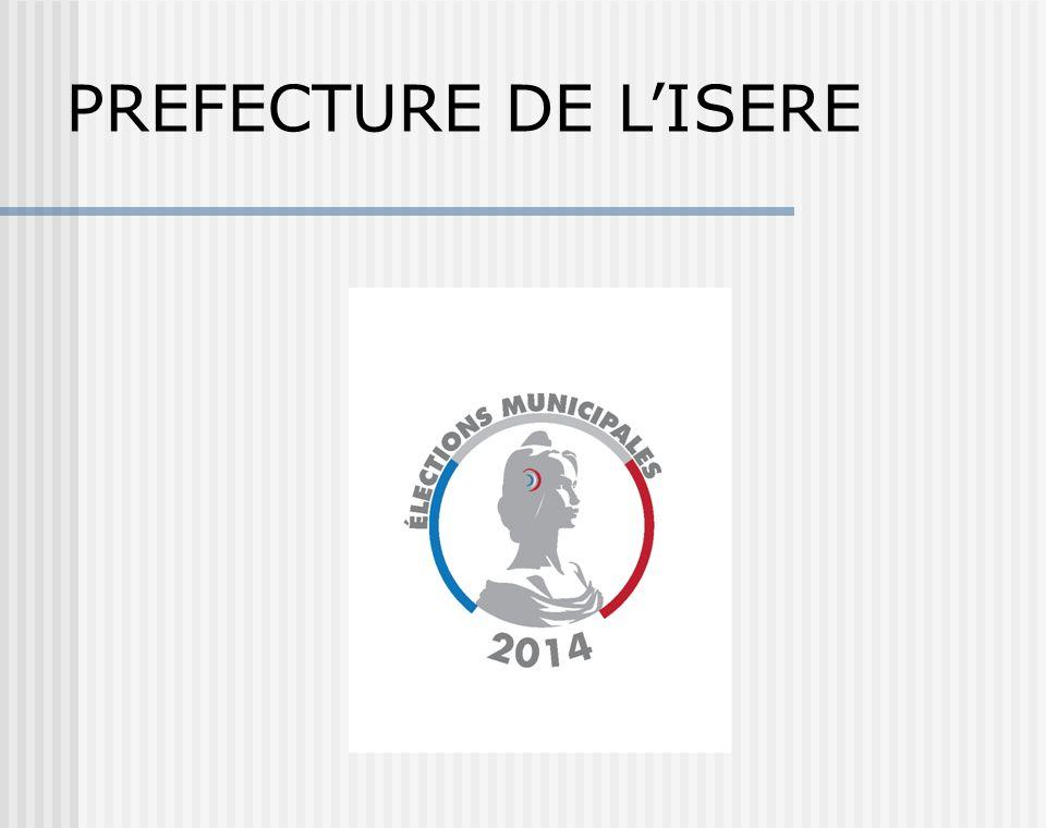 PREFECTURE DE L'ISERE 1