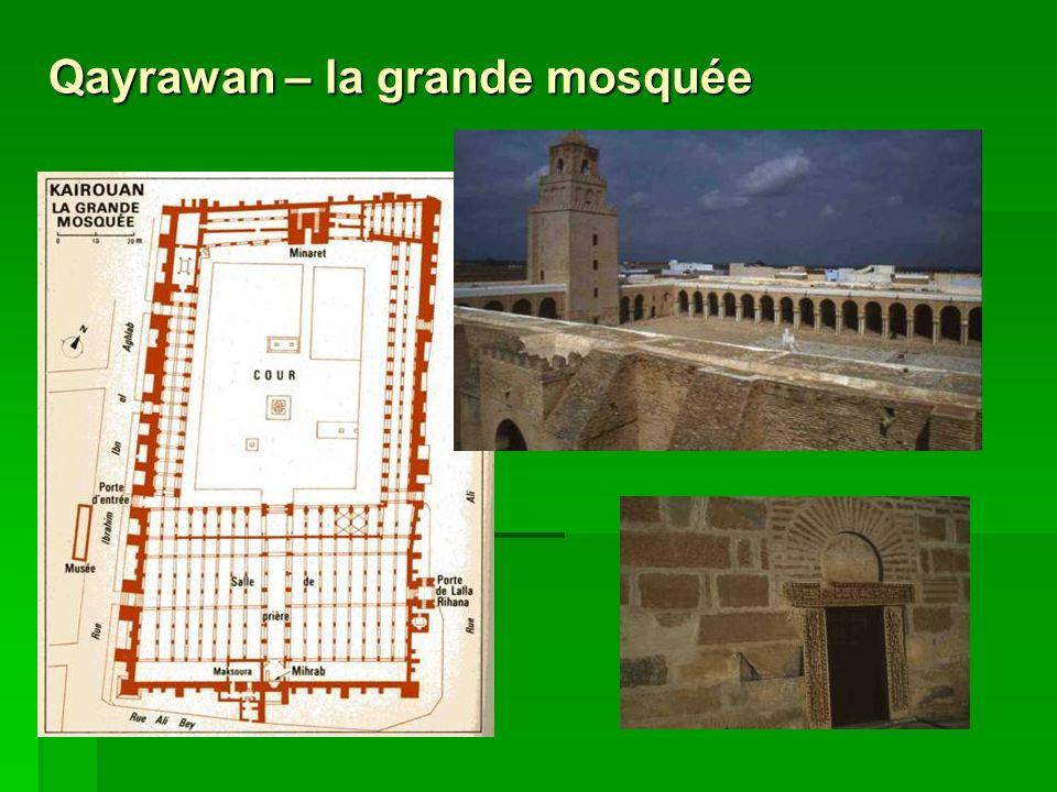 Qayrawan – la grande mosquée