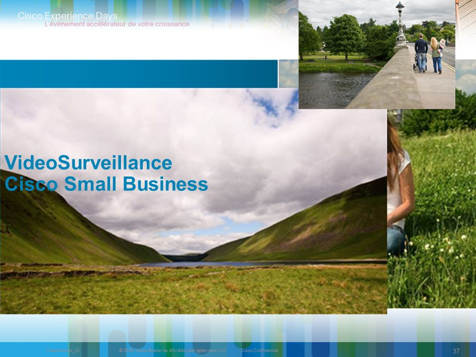 VideoSurveillance Cisco Small Business