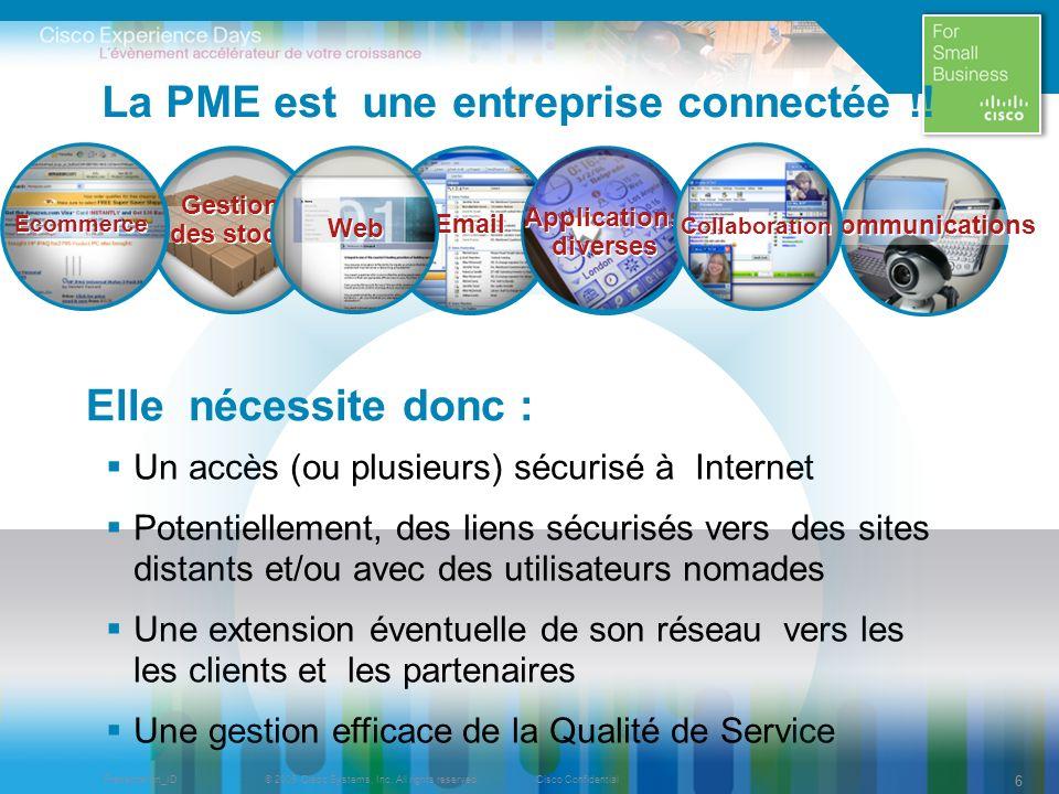 La PME est une entreprise connectée !!