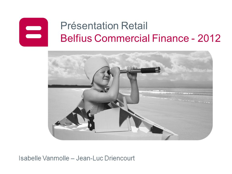 Belfius Commercial Finance - 2012